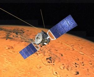 Sonde Mars Express